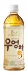 남양유업이 100% 국산우엉을 껍질째 찌고 덖어서 유익한 성분을 우려내 추출한 신개념 웰빙음료 우엉차를 출시했다.