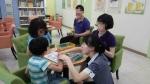 대전아이누리한의원이 하늘품단기보호센터에서 한방의료봉사를 실시했다