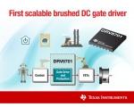 TI가 게이트 구동 설정을 조절할 수 있는 통합 게이트 드라이버 제품을 출시한다.
