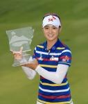 헤지스 골프가 100만 달러의 여인 최나연 프로의 우승 축하 이벤트를 실시한다
