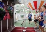 지난 4일까지 30개국 600여 명의 선수 및 관계자들이 광주 월드컵경기장 북문에 자리한 첨단 ICT 체험관 티움 모바일을 방문했다.