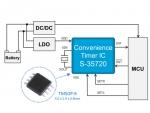 세이코 인스트루먼츠, 새로운 자동차용 편리 타이머 IC 출시