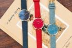뉴욕의 핫플레이스에서 영감을 받아 만들어진 시계 룸바 타임