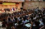 7월 9일 대구가톨릭대학교 병원 루가관에서 치유음악회가 열렸다