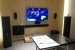 JBL스토어가 현대백화점 무역센터점에 하만카돈 5.1CH 홈시어터 HKTS/16 청음 공간을 구축했다.