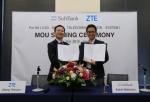ZTE, 소프트뱅크와 프리5G 공동 연구개발 MOU 체결