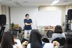 지승진 교수가 가수의 꿈을 가진 6인의 청소년들 위해 재능기부활동을 펼쳤다
