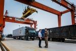 UPS 중국-유럽간 LCL 철도운송 서비스