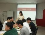 한국보건복지인력개발원 대구사회복무교육센터에서는 올 하반기 직무교육 교과과정에 소시오드라마 기법을 적용한 분노조절 교과목을 신설했다
