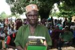 에볼라 감염 지역에 파나소닉 기증 태양광 랜턴 제공