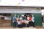 캄보디아 희망의 학교 현판식
