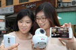 LG유플러스가 홈CCTV 맘카의 기능을 대폭 업그레이드하고 소호 매장의 기존 CCTV 시장을 겨냥한 새로운 버전의 맘카를 선보인다