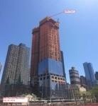 미국 뉴욕 맨해튼 중심가에 최고급 아파트를 건설 중인 엑스텔(Extell)이 투자이민 상품을 내놓아 눈길을 끌고 있다.