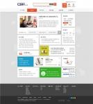 중국전문가포럼(CSF) 신규 사이트 메인 페이지