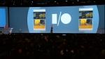Google I/O 2014에서 김종민 씨의 고흐 프로토타입 작업물이 소개되었다