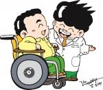 장애인먼저실천운동본부가 실시하는 장애청소년에게 환한 웃음을 캠페인