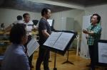 사진 1. 오페라 심화교실 수업 사진