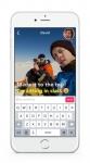 야후 라이브텍스트 출시, 새로운 연결 방법. 아이폰과 안드로이드를 위한 소리 없는 라이브 비디오 텍스팅 앱