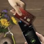 NFC 지불을 수용한 치퍼 2X