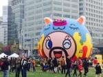 서울문화재단이 여의도 한강공원에 미스터 기부로를 설치한다