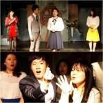 한예진 재학생 제작 연극작품 수전노가 C&M에서 방송됐다