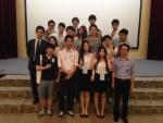 건국대 상경대학 BEST ERA 팀이 2015 한국은행 통화정책 경시대회 서울지역 예선대회에서 최우수상을 수상했다.