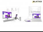 래티스의 솔루션은 싱글 레인에서 4K 60fps 동영상의 송신 및 수신이 가능하며 USB 타입-C 디바이스로 새로운 PC 경험을 사용자에게 제공한다.