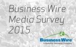 비즈니스 와이어 2015 세계 미디어 조사