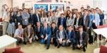 한국전기연구원 RSS센터는 지난 6월 1일부터 4일까지(현지시간) 러시아 모스크바에서 서울-모스크바 비즈니스 위크를 진행했다. 한-러 양국의 참여기업 및 기관 관계자들이 기념촬영하고 있다