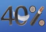 장거리 적용을 위한 이구스 싱글코어 CCA 케이블:가벼운 무게를 자랑하는 Chainflex CF430.D와 CF440은 에너지체인 내 사용을 위한 가동형 케이블로 최대 40%의 무게 절감이 가능하다