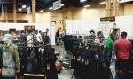 오리지날 빈티지 캐주얼 브랜드 버커루가 지난 17일부터 19일까지 3일간 미국 라스베가스에서 열린 세계 최대의 패션 박람회 프로젝트 라스베가스에 참가해 호평을 받았다