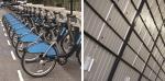 물품보관소나 자전거 대여점과 같은 차세대 셀프서비스에 적용한 전자제어 잠금장치