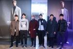 솔리드 옴므 북경 갤러리 라파예트 정식매장 론칭 기념 이벤트