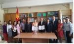 국립재활원-몽골 국립재활개발센터 업무협약