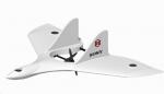 에어로센스의 새로운 자율운항 무인 항공기(너비 2,169mm, 길이 1,579mm, 높이 594mm)
