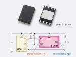 세이코 인스트루먼츠(SII), 온도 조절 기능이 있고 정확도 높은 디지털 온도 센서 IC 출시