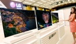 LG전자가 HDR을 적용한 올레드 TV를 선보이며 글로벌 프리미엄TV 시장공략을 강화한다 (사진제공: LG전자)