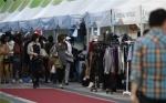 2014 강남패션페스티벌 패션마켓 모습