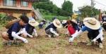 건국대학교 총학생회가 지난달 27일부터 30일까지 강원도 원주시 매호리 호저면 매화 마을에서 재학생 110명과 농촌 봉사활동을 펼쳤다