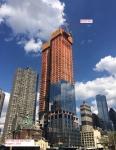 국제이주개발공사는 내달 4일 미국 뉴욕 맨해튼 중심가에 최고급 아파트를 건설 중인 '엑스텔(Extell) 투자이민' 프로그램에 대한 설명회를 개최한다.