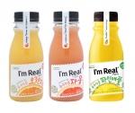 물 한 방울 넣지 않은 생과일 주스 아임리얼이 정체된 냉장 주스에서 착즙 주스 시장을 키우며 성장세를 이어가고 있다