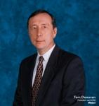 톰 도노반, 팬듀이트 사장 겸 CEO