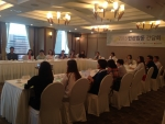 한국보건복지인력개발원이 2015년 민·관 합동 간담회를 개최했다