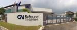 말레이시아 조호르 쿨라이자야에 있는 5,000평방미터의 지엔 리사운드의 생산 및 유통 시설은 지엔 리사운드의 글로벌 생산능력을 확장시켜며 또한 이 지역의 새로운 공급 허브로서 기능할 것이다