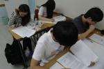 신우성논술학원은 9월 25일부터 29일까지 대학별 수시논술 파이널 첨삭특강을 실시한다
