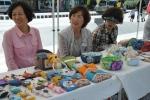 매월 둘째 주 토요일 전북 전주시 완산구 평화동 신성공원에서 평화마을장터가 열린다