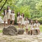 리틀뮤즈가 9월 10일 3집 나눔의 행복을 발매했다.