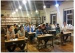 워크샵을 진행중인 이패스코리아 FFES 장학생들