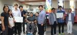한국보건복지인력개발원 광주사회복무교육센터가 제16회 사회복지의 날을 맞이하여 우수사회복무요원을 발굴하여 한국사회복지협의회장상을 포상 전수하였다