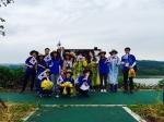청년공공외교단 3기 PD수첩팀이 DMZ 프로젝트를 성공적으로 끝마쳤다